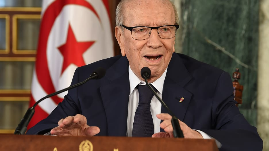 بعد وفاة الرئيس التونسي.. الباجي قايد السبسي في سطور