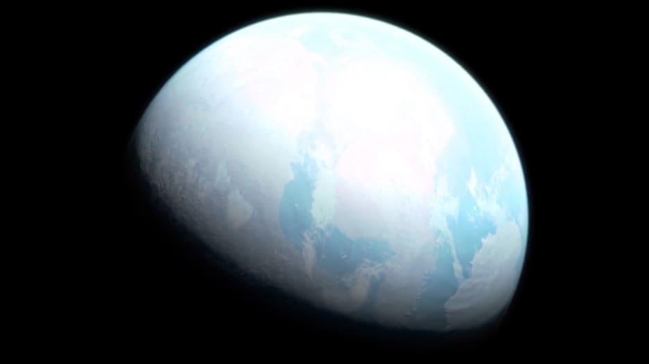 ناسا تكتشف كوكبا يُحتمل أن يكون صالحا للحياة