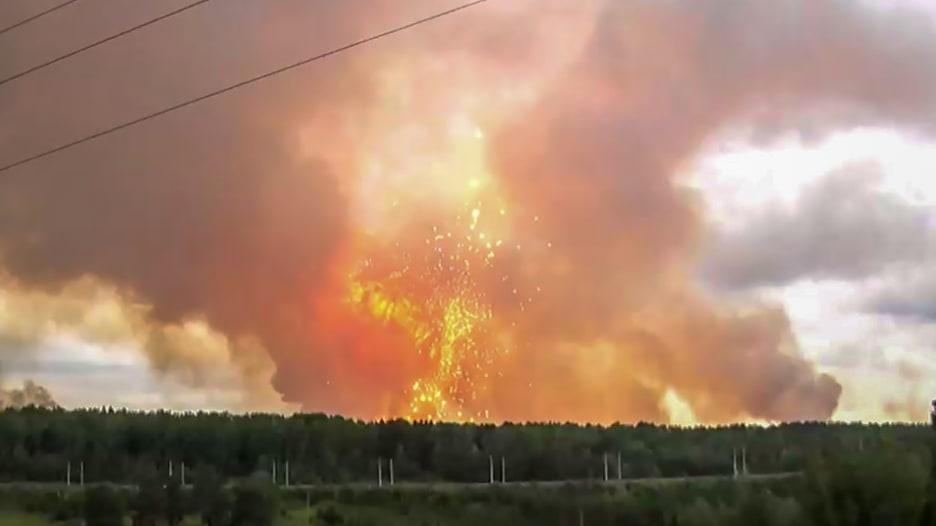 """بالفيديو.. سلاح روسيا """"الخارق"""" وأسباب الانفجار النووي الغامض"""