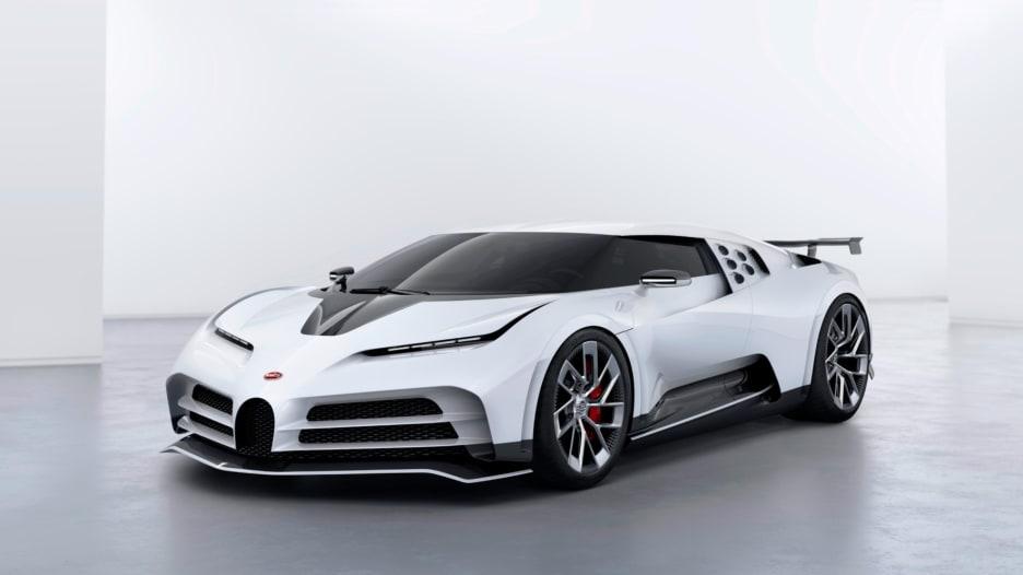تعرف إلى بوغاتي الجديدة والتي سيصنع منها 10 سيارات فقط