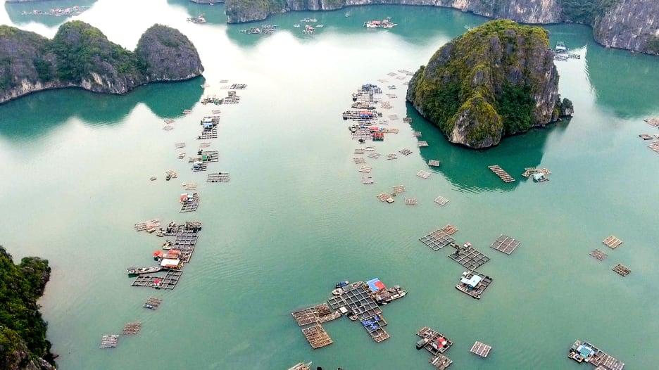 """يكمن سحره في عزلته.. اسكتشف خليج """"لان ها"""" في فيتنام"""