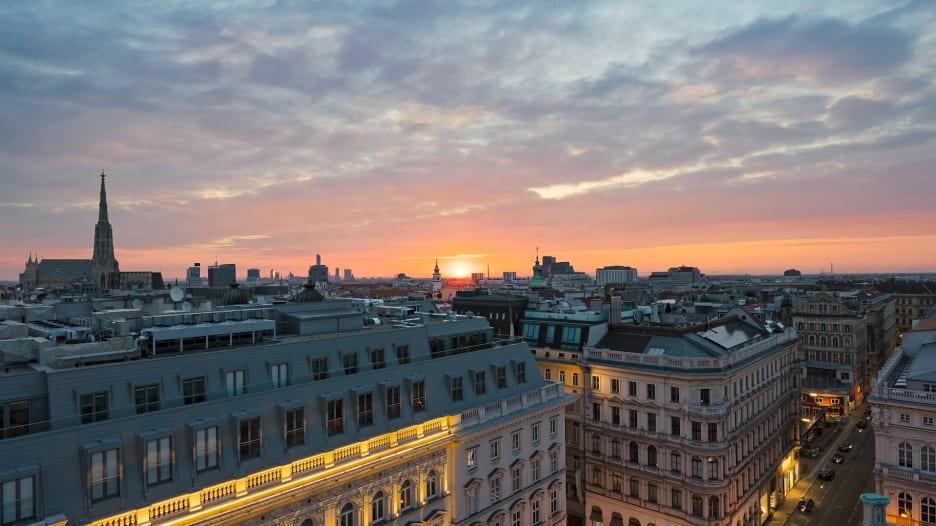 أفضل مدن العالم لصلاحية العيش في العام 2019