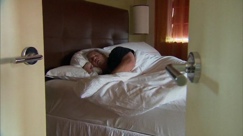دراسة: النوم المضطرب يؤدي للإصابة بالزهايمر