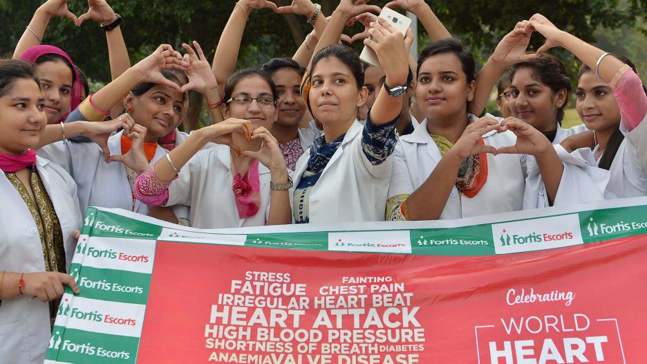 5 طرق لحماية صحة القلب لدى النساء