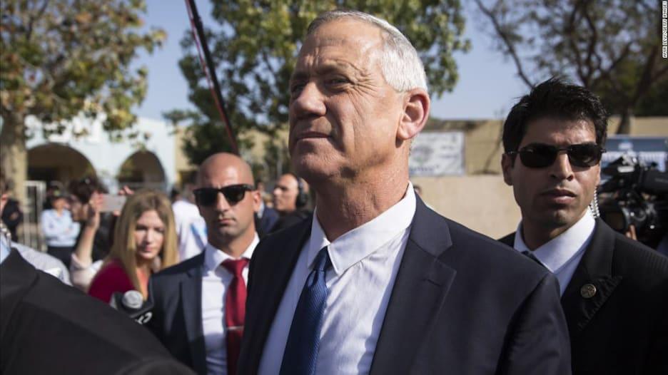 بيني غانتز.. من هو منافس نتنياهو في الانتخابات الإسرائيلية؟