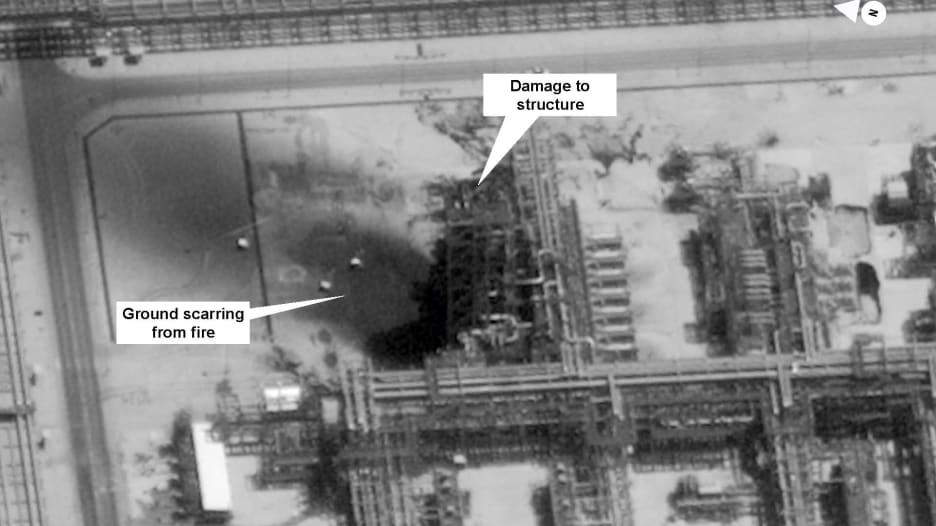 تفاصيل جديدة تتكشف.. هكذا نُفذ الهجوم على أرامكو السعودية