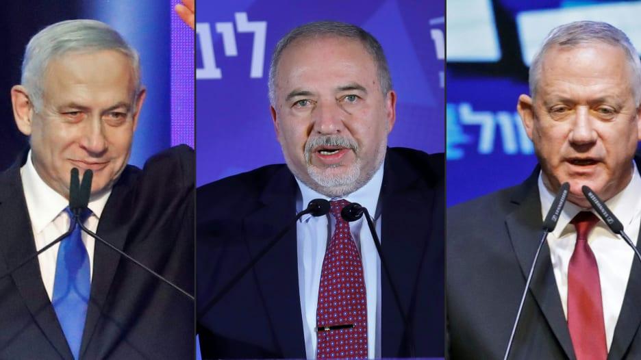 الانتخابات: إسرائيل لا تزال في مأزق وليبرمان لن يدعم أحداً