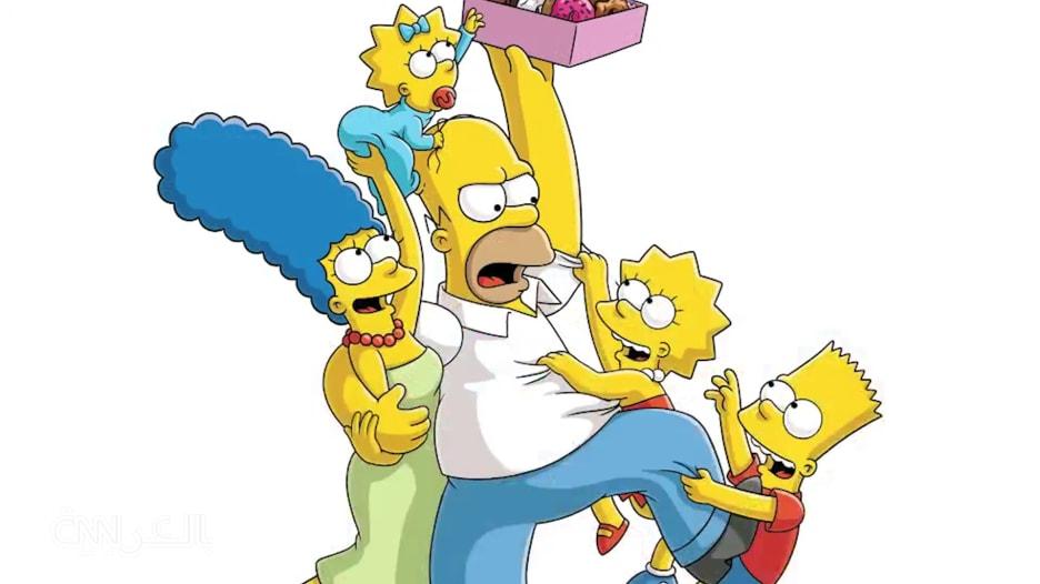"""مسلسل """"ذا سيمبسونز"""" يتخطى الـ30 عاما بموسمه الـ30"""