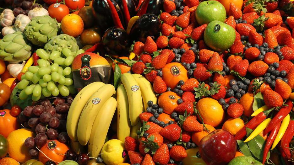 كيف نختار الخضار والفواكه بطريقة صحيحة؟