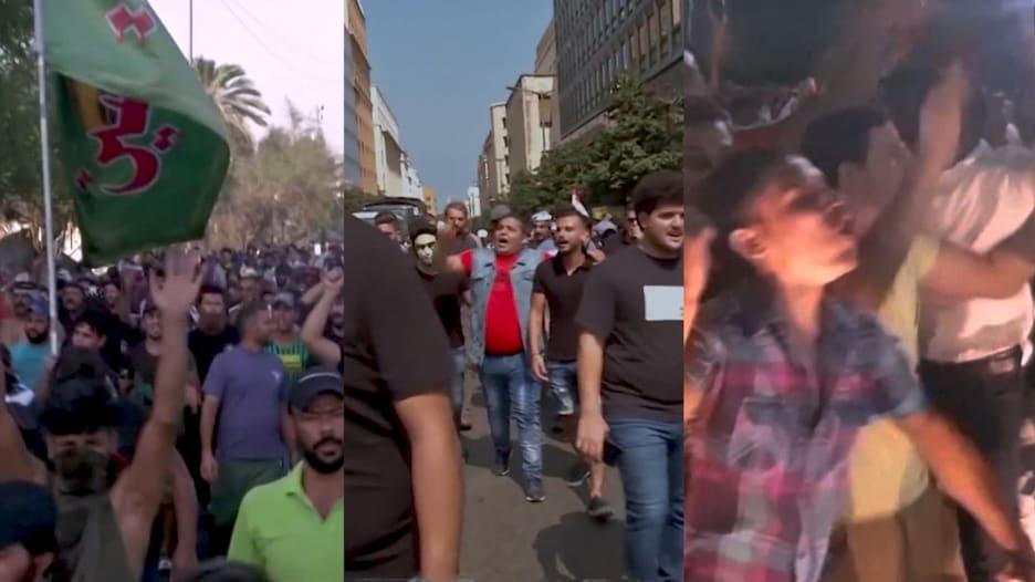 """""""طفح الكيل"""".. ما الأسباب لاحتجاجات العراق ومصر ولبنان؟"""