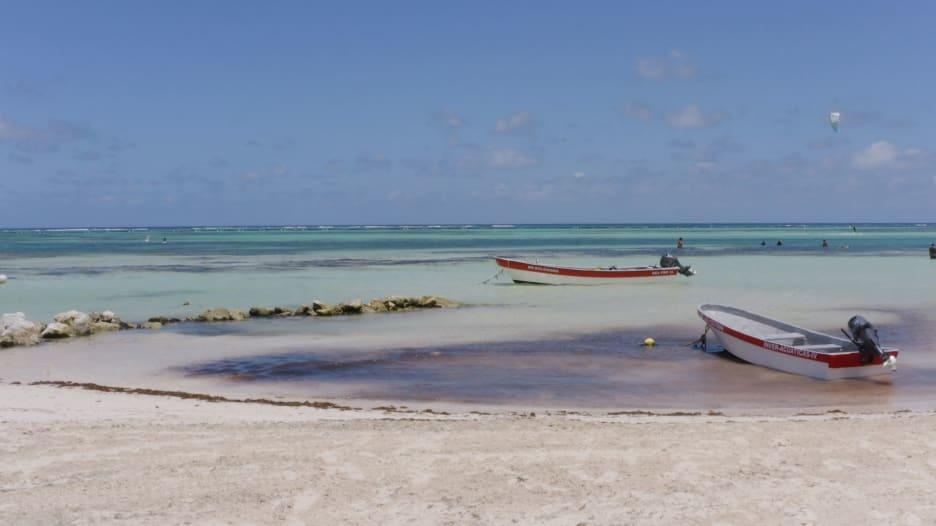 استكشف هذا المتحف تحت الماء في جمهورية الدومينيكان