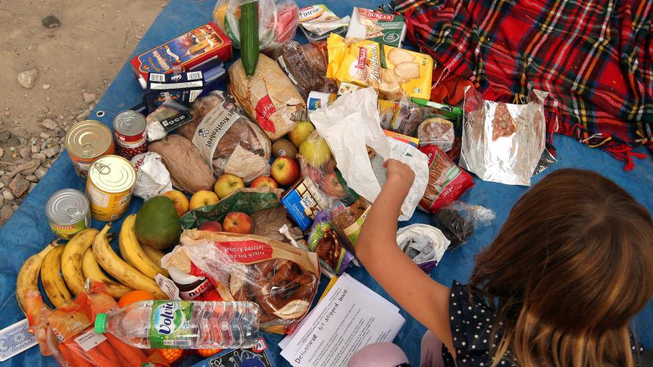 وجبات خفيفة صحية لإنقاص الوزن