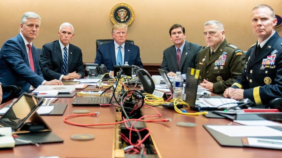 مسؤول سابق يكشف لـCNN اختلافات عمليتي بن لادن والبغدادي