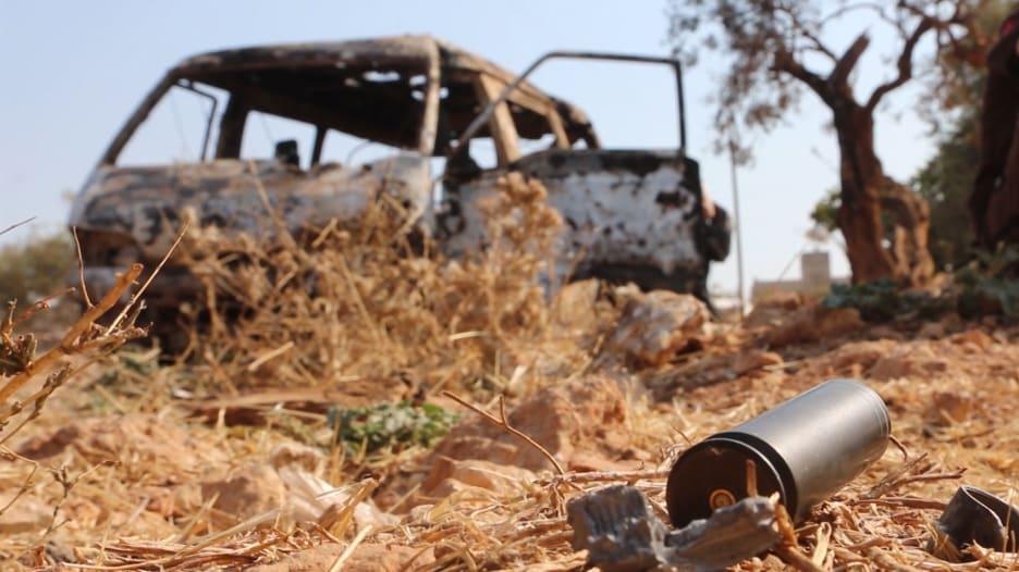 شاهدا عيان يرويان لـCNN تفاصيل مداهمة أبوبكر البغدادي