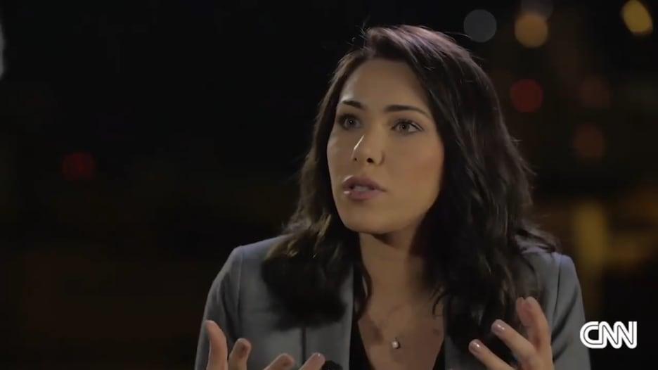 ممثلة لبنانية تصف لـCNN ما رأته بالمظاهرات: فقراء يطعمون فقراء