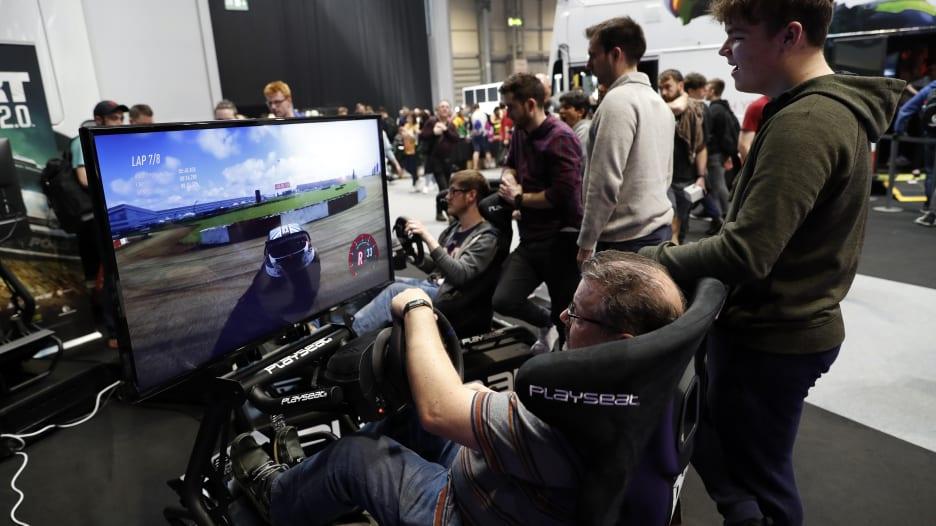 """لأول مرة.. دبي تستضيف مهرجان """"إنسومنيا"""" للألعاب الإلكترونية"""