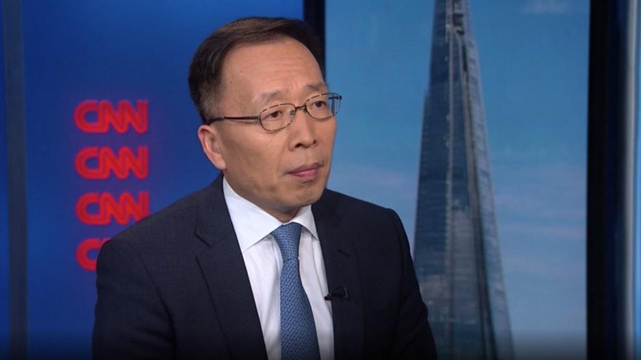 نائب رئيس هواوي لـCNN: المعاملة الأمريكية لنا غير عادلة