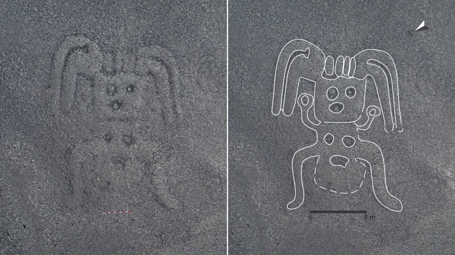 بأشكال غريبة.. اكتشاف منحوتات رملية ضخمة عمرها 2000 عام