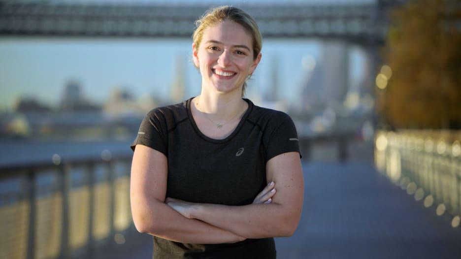 فسحة من الأمل.. شابة تركض للقضاء على التشرد في نيويورك