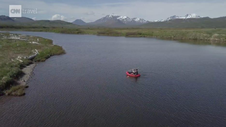 جولة فوق منجم ذهب ونحاس لم يمس بعد في ألاسكا