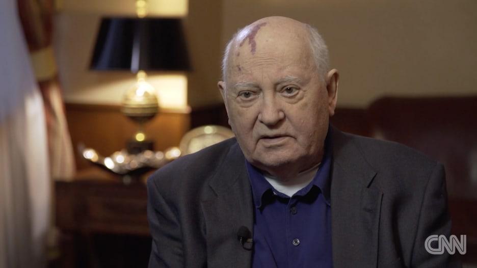 ماذا قال غورباتشوف عن الدرس المعتبر بحادثة تشيرنوبيل؟