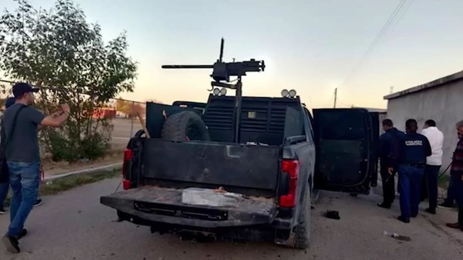 مقتل 19 شخصا في اشتباكات عصابات المخدرات والشرطة بالمكسيك
