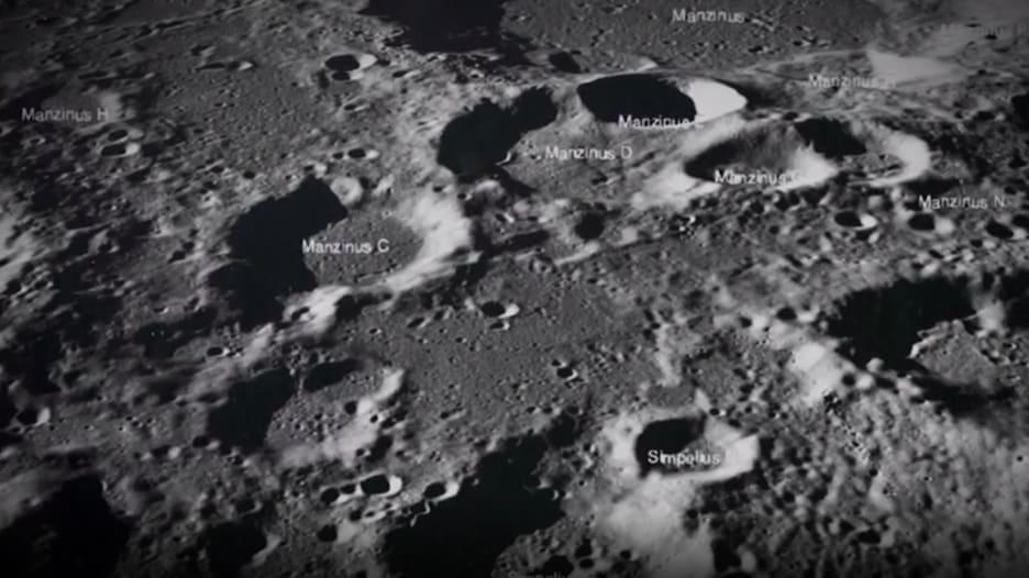 بمساعدة شاب هندي ناسا تعثر على حطام مركبة هندية على القمر