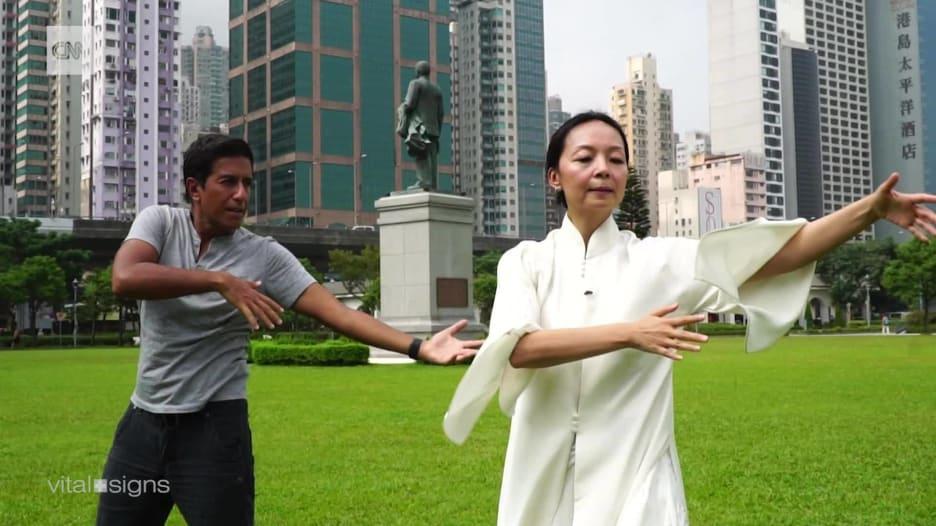 من خفض ضغط الدم إلى الحد من التوتر.. ما هي فوائد تاي تشي؟