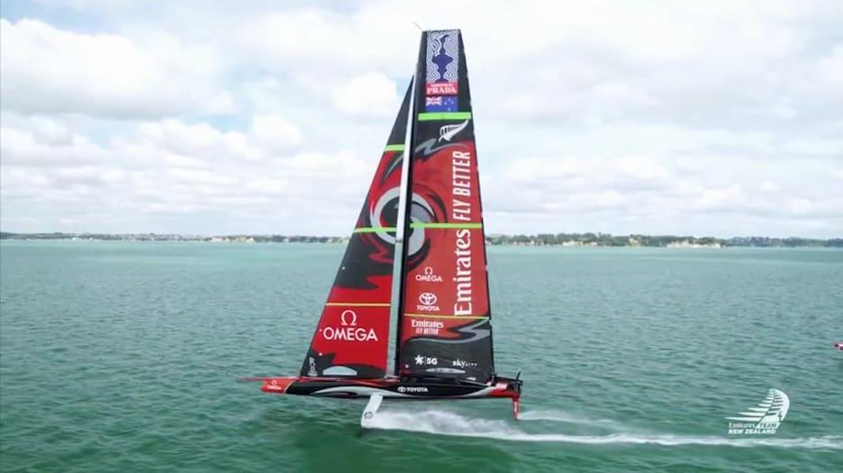 """يخوت """"طائرة"""" تعتمد تقنية جديدة كلياً.. كيف تحلق فوق المياه؟"""