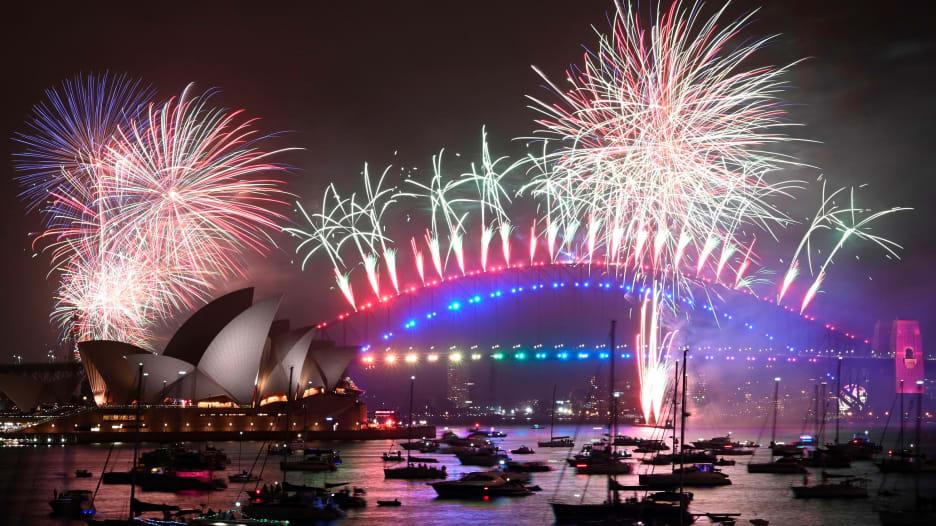 من دبي للبرازيل.. إليك احتفالات رأس السنة الجديدة حول العالم