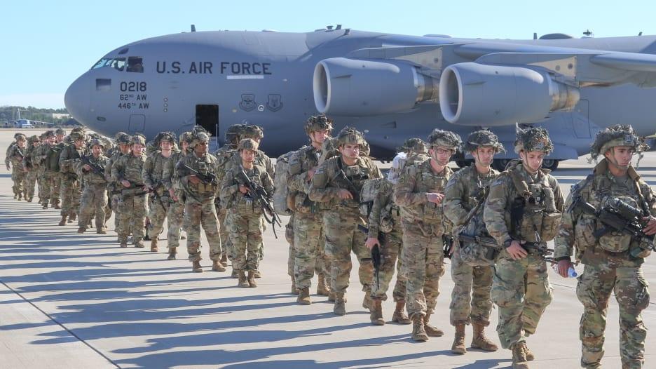 بالإحصاءات.. كيف يختلف الجيش الأمريكي عن بقية جيوش العالم؟