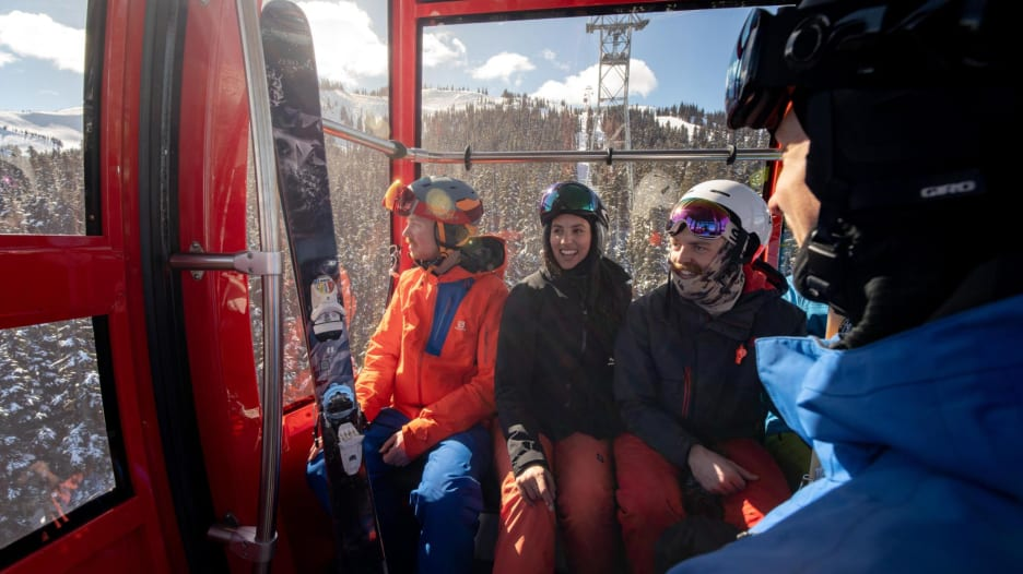 أجمل مصاعد التزلج على الجبال في العالم