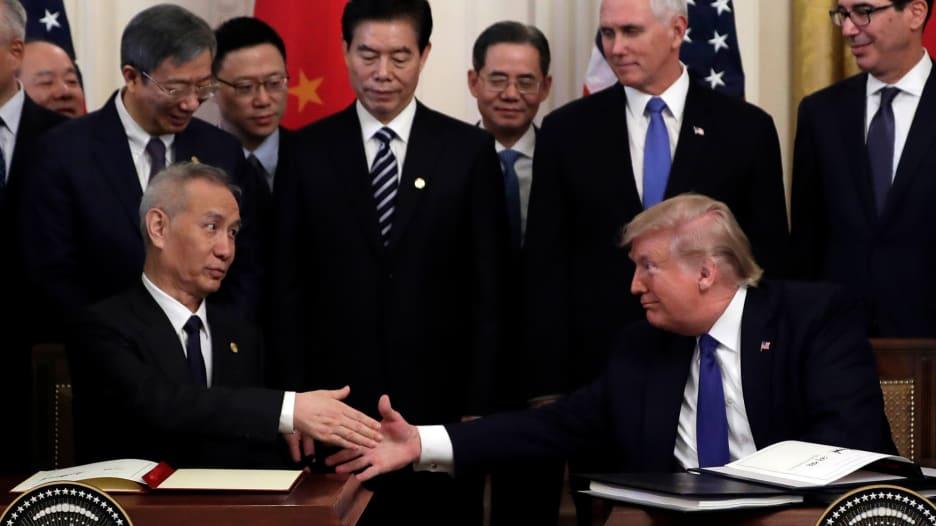 حرب أمريكا التجارية مع الصين لم تنته بعد.. إليكم السبب