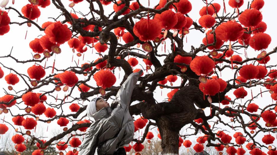 ما السنة القمرية الجديدة للصينيين؟