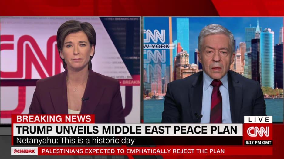 """""""صفقة القرن معادية لإسرائيل"""".. وزير إسرائيلي سابق يوضح لـCNN"""