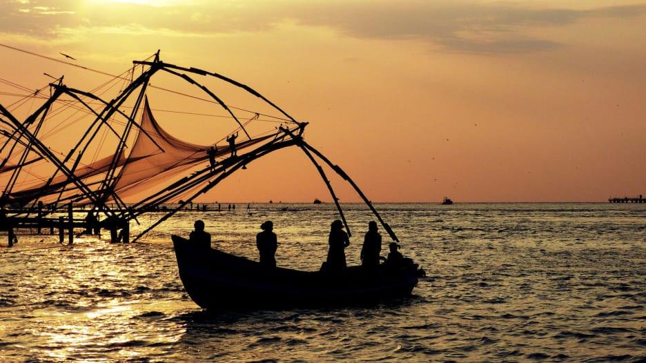 جولة في مدينة كوتشي الساحلية الرائعة في الهند