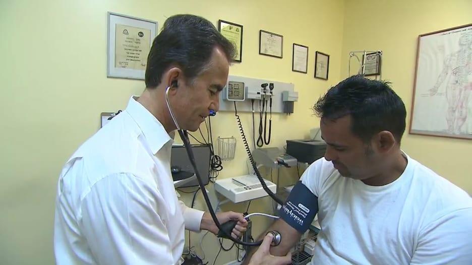 كيف يمكن خفض ضغط الدم إلى 120؟
