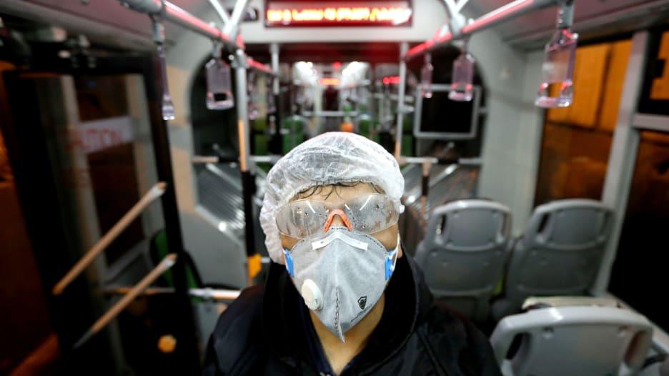 فيروس كورونا يضرب الشرق الأوسط وانتشار درجة عالية من القلق