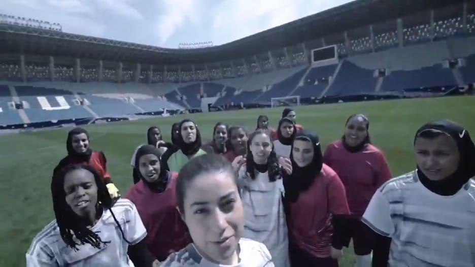 كيف ستعزز أول بطولة لكرة القدم النسائية في السعودية طموحات المملكة؟