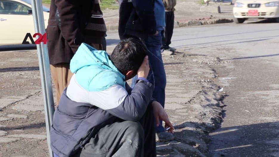 إقليم كردستان يصبح وجهة لعمال البناء من إيران بسبب ترد أوضاعهم