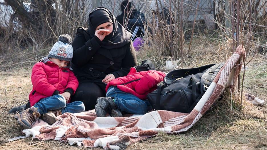 هذا حال اللاجئين ممن أصبحوا ورقة ضغط لا أكثر
