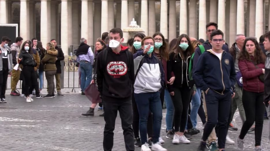 الحكومة الإيطالية تعلن عن تدابير جديدة لمحاولة احتواء انتشار فيروس كورونا