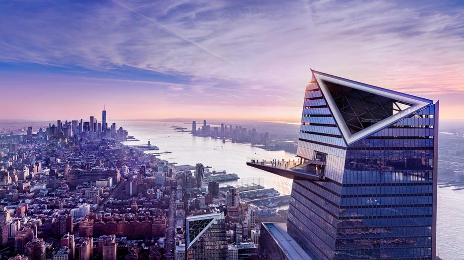 يمكنك رؤية نيويورك في لقطة واحدة.. اكتشف أعلى منصة مراقبة في نصف الكرة الغربي