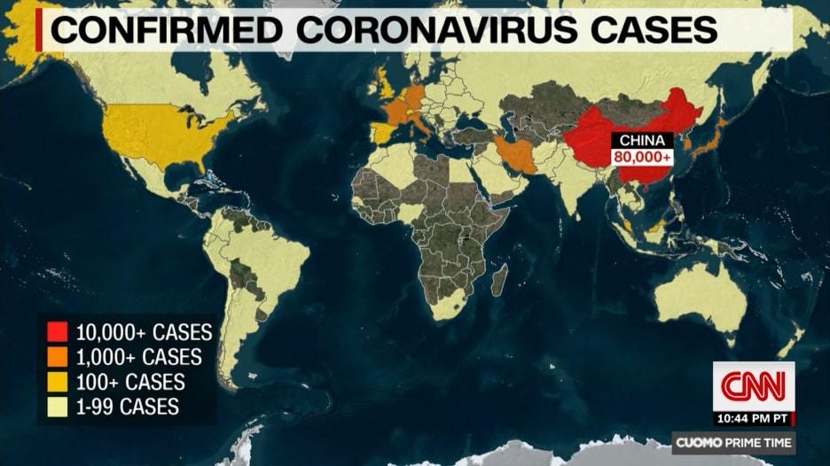 هل يختفي فيروس كورونا بارتفاع درجات الحرارة؟