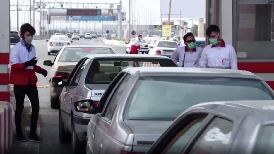 كيف نغص فيروس كورونا احتفالات الإيرانيين بعيد النيروز؟