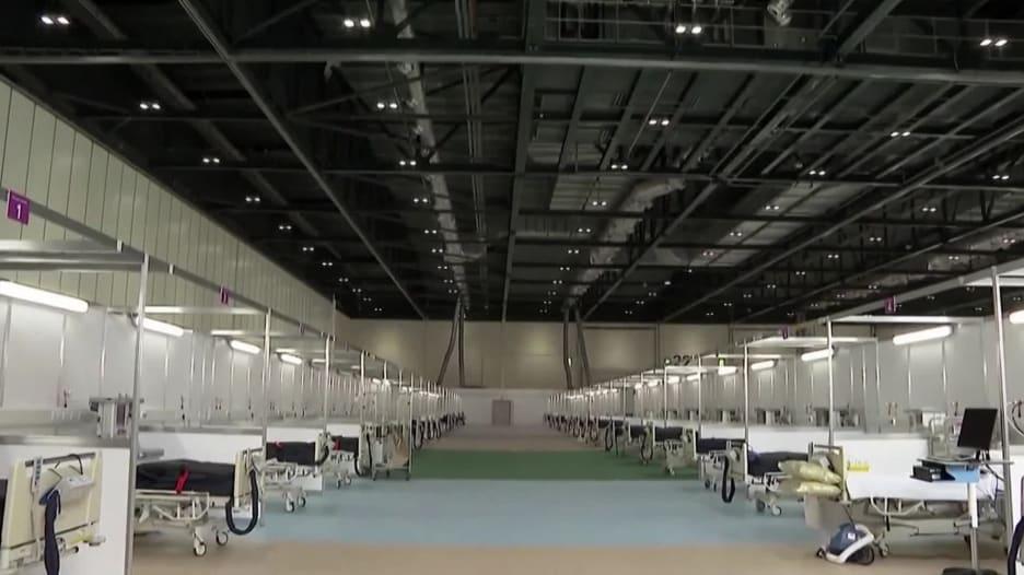 مستشفيات بريطانيا تستعد لذروة انتشار فيروس كورونا المستجد