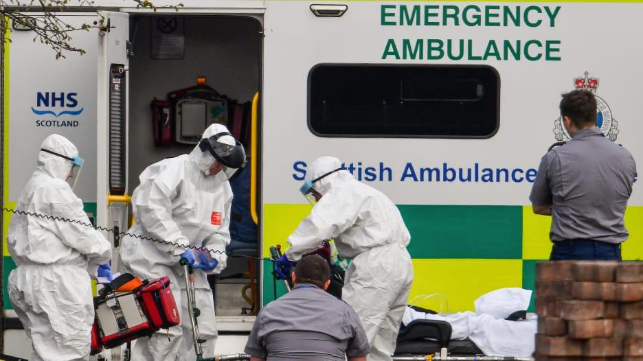 فيروس كورونا.. بريطانيا تشهد استقراراً في حالات الإصابة الجديدة لكن الوفيات مستمرة