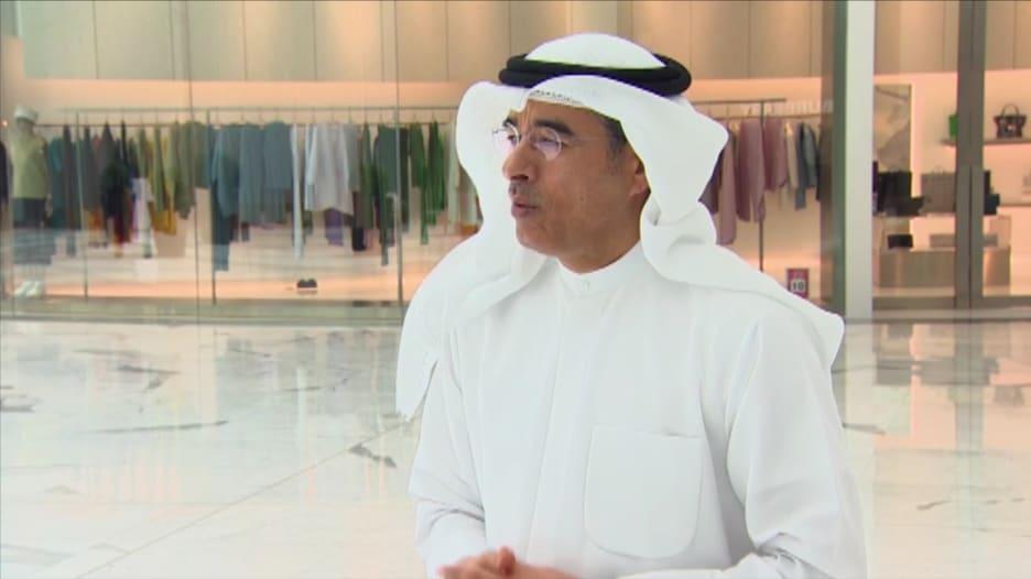 بعد افتتاح المراكز في دبي.. العبار لـCNN: سنعود إلى طبيعتنا في منتصف العام المقبل