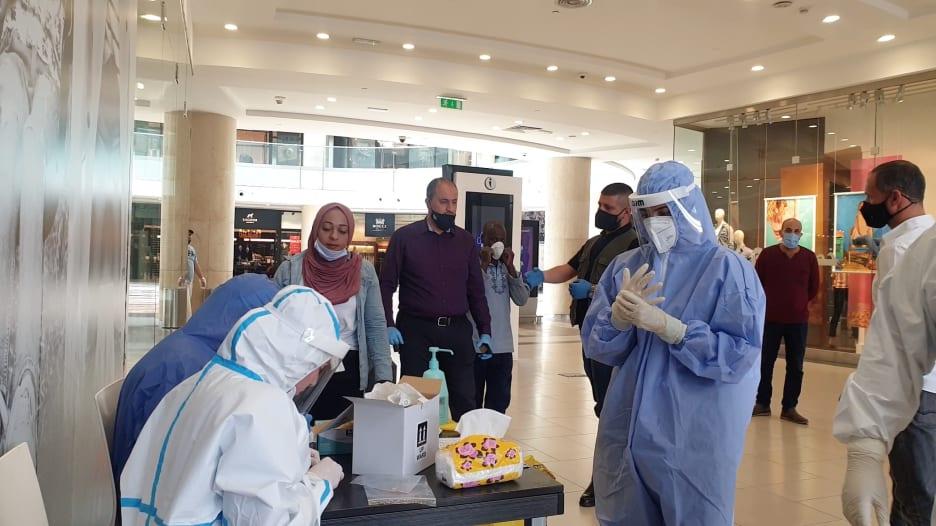 أطباء عرب يساندون الأردن في مواجهة فيروس كورونا