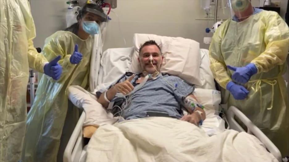 بعد فشل جهاز التنفس الصناعي.. هذا الجهاز أنقذ طبيبا أصيب بفيروس كورونا